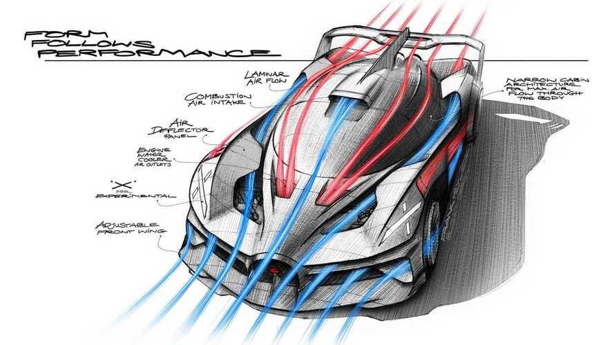 Bugatti Bolide, 10 numeri per capire quanto è speciale