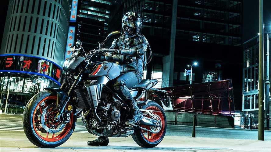 Yamaha Announces Launch Date And Price Of 2021 MT-09 In Japan