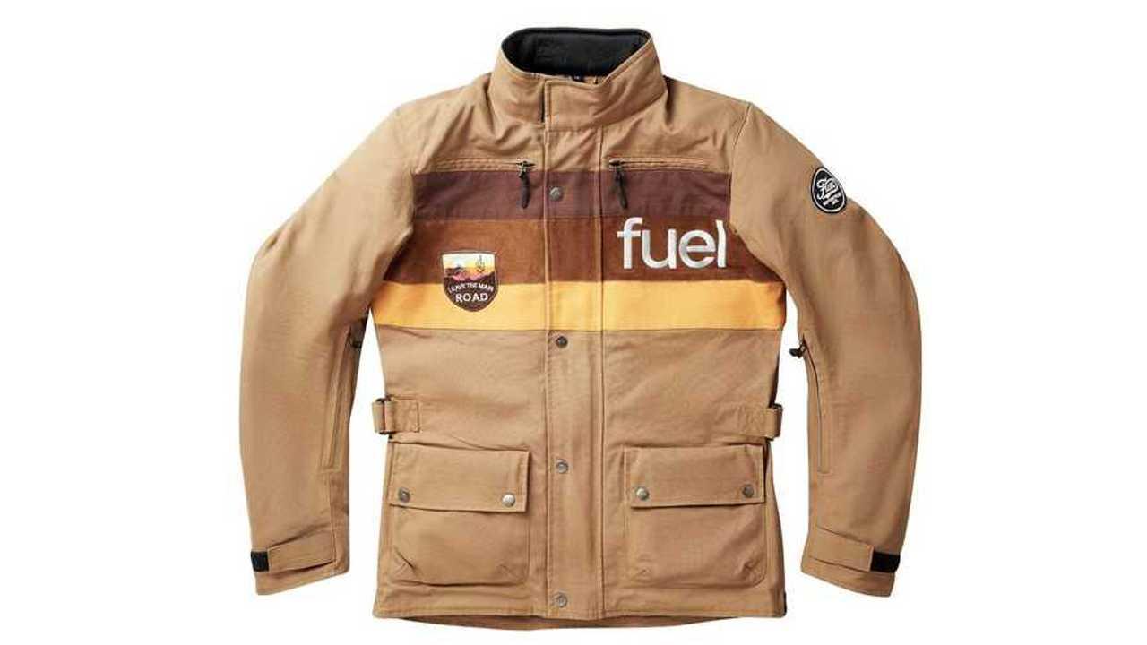 Fuel Motorcycles Rally Marathon Jacket