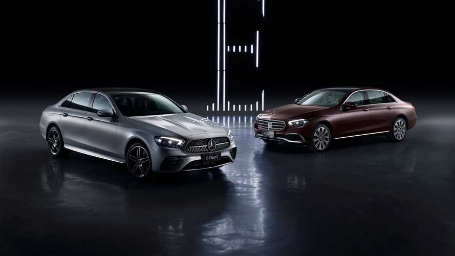 2021 Mercedes E-Class Long Wheelbase