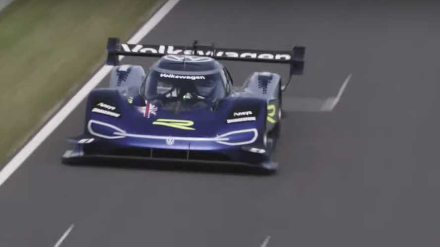 Watch The VW ID.R Take Down Another Lap Record