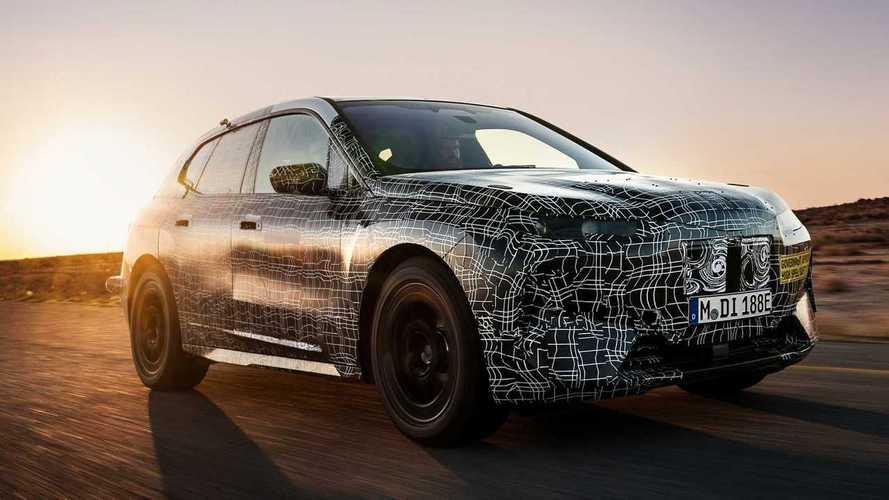 BMW desvelará su nuevo SUV eléctrico iNext el próximo 11 de noviembre