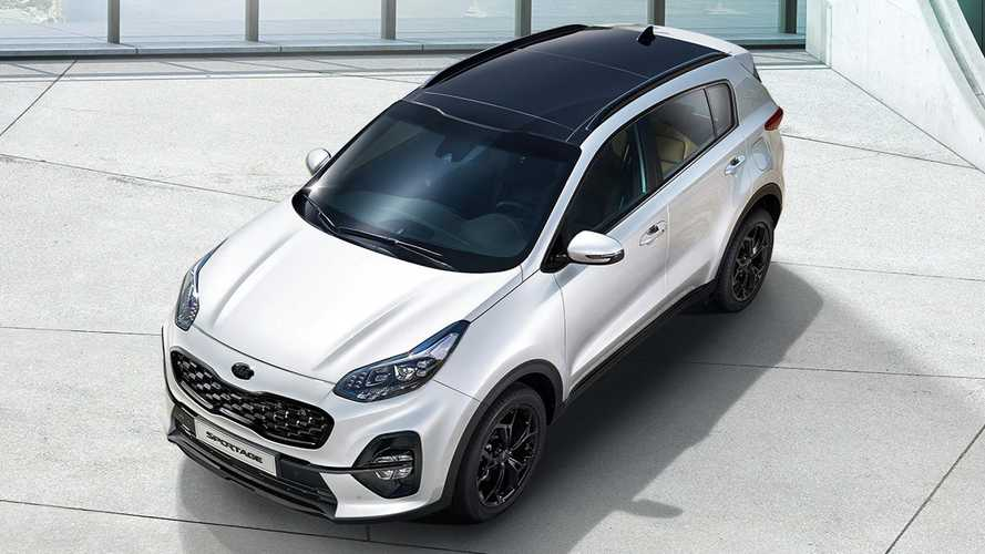 2022 Kia Sportage to debut next April - report