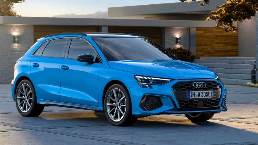 New 2020 Audi A3 Sportback 40 TFSI e PHEV Promises 42-Mile Electric Range