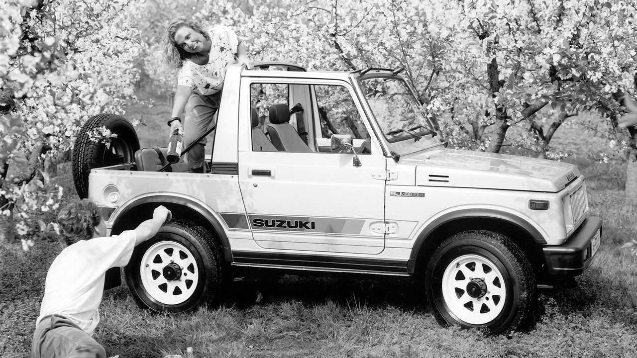 Anniversari, Suzuki Jimny ha compiuto 50 anni