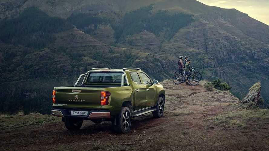 Peugeot Landtrek in Sudamerica