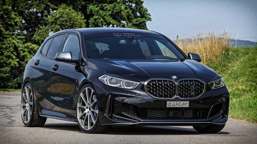 A Dahlernek hála már 350 lóerős BMW M135-öt is vásárolhatunk