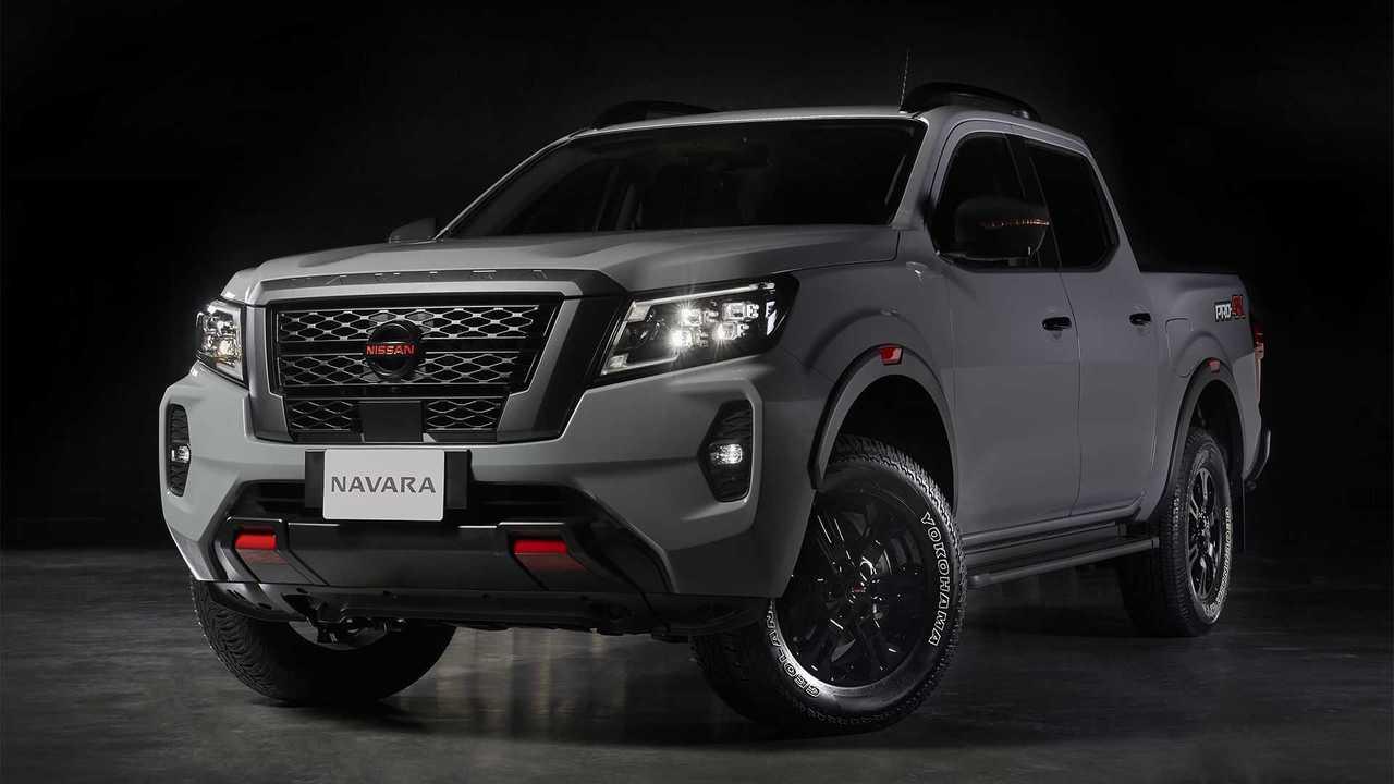 Nissan Navara Pro-4x - Esterni