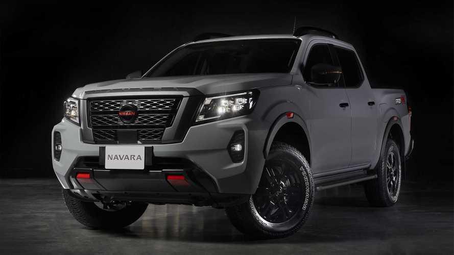 Nuovo Nissan Navara, stavolta si ritoccano estetica e tecnologie