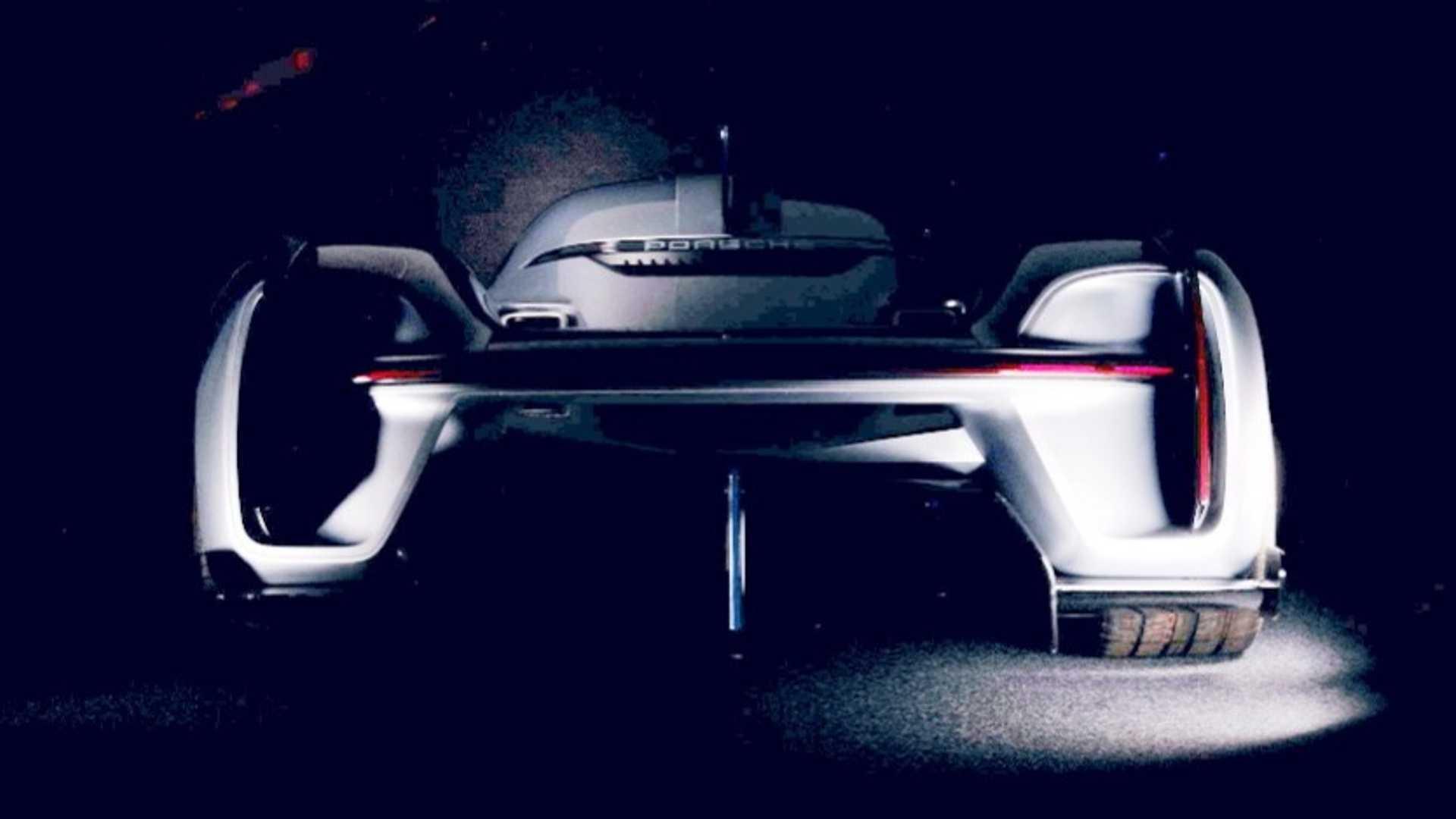 Porsche Teases Privateer Race Car It Never Built