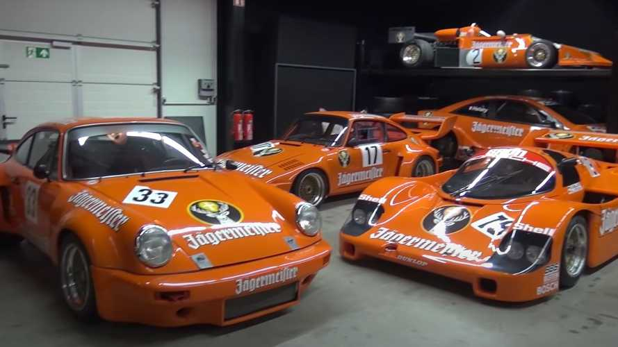 Take A Trip Down Memory Lane With This Jägermeister Racing Collection