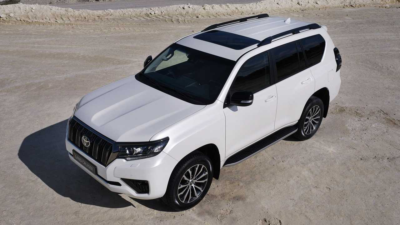Toyota Land Cruiser m.y. 2021