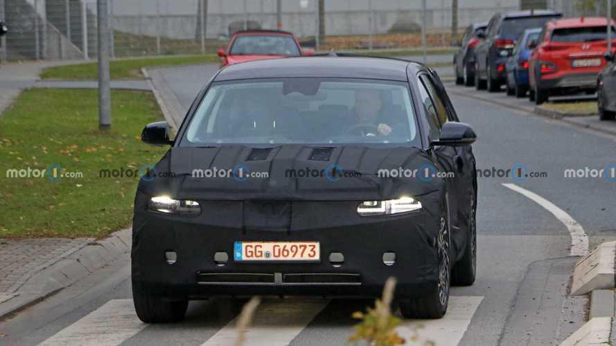 Hyundai Ioniq 5 N Nürburgring'de görüntülendi