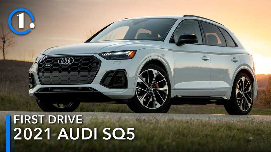 2021 Audi SQ5 First Drive Review: Just Right