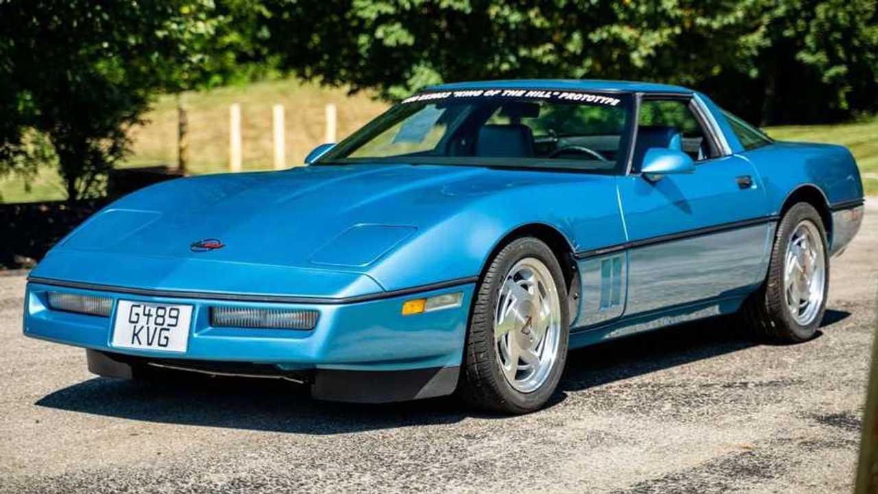 1988 Chevrolet Corvette ZR-1