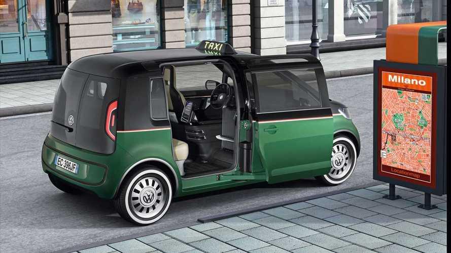 Volkswagen Berlin/Milano/London Taxi (2010/2011)