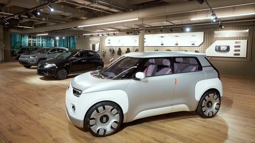 Ecco Green Pea: shopping sostenibile e eMobility con FCA e Enel X