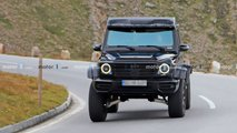 Mercedes-Benz G-Class 4x4² Spy Photos