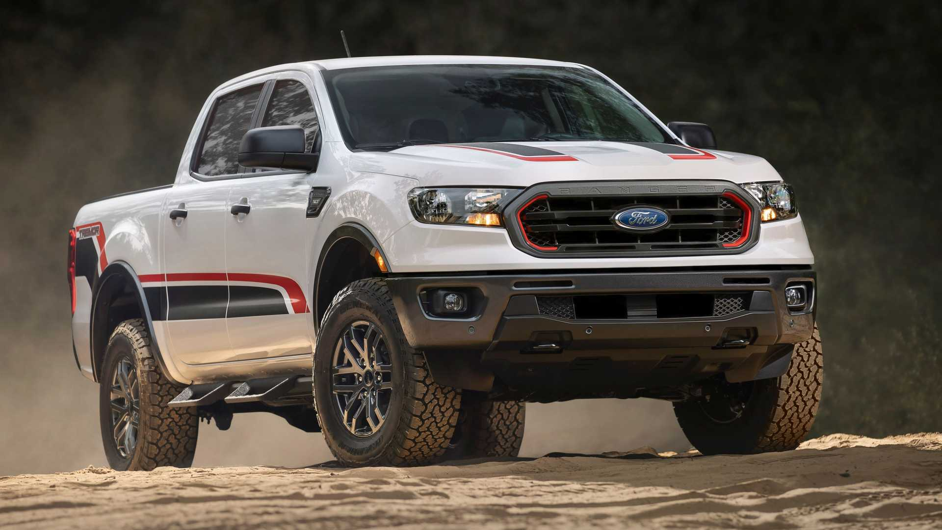 2021 Ford Ranger Tremor Revealed With Serious Off-Road Upgrades