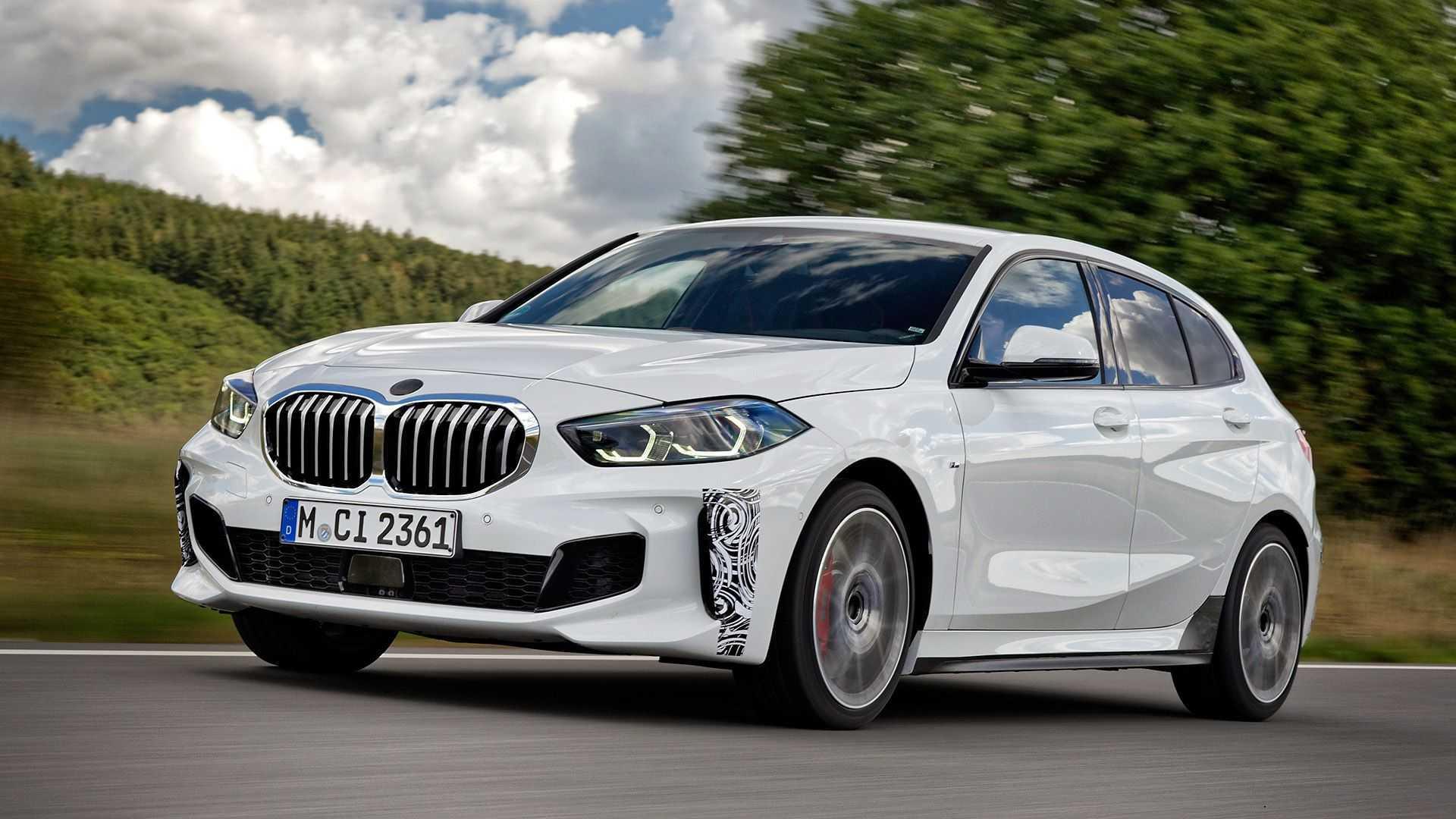 BMW 128 ti (2020) im Test - 5185504