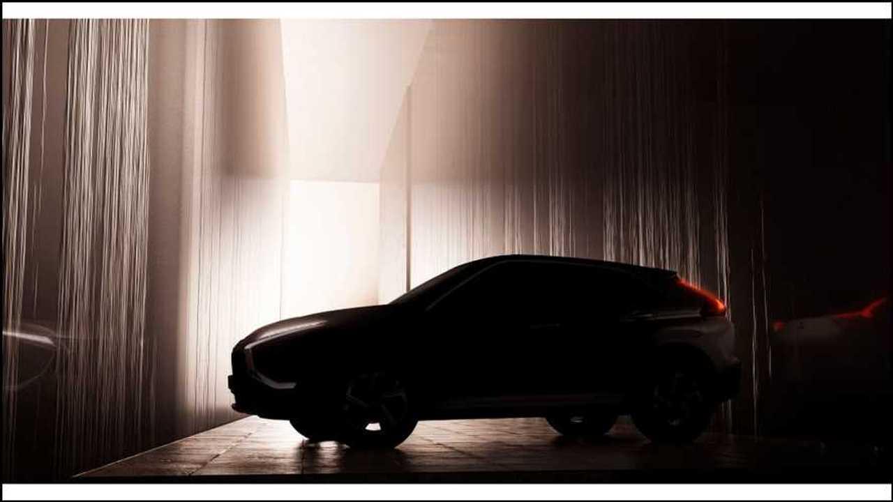 2021 Mitsubishi Eclipse Cross Teaser
