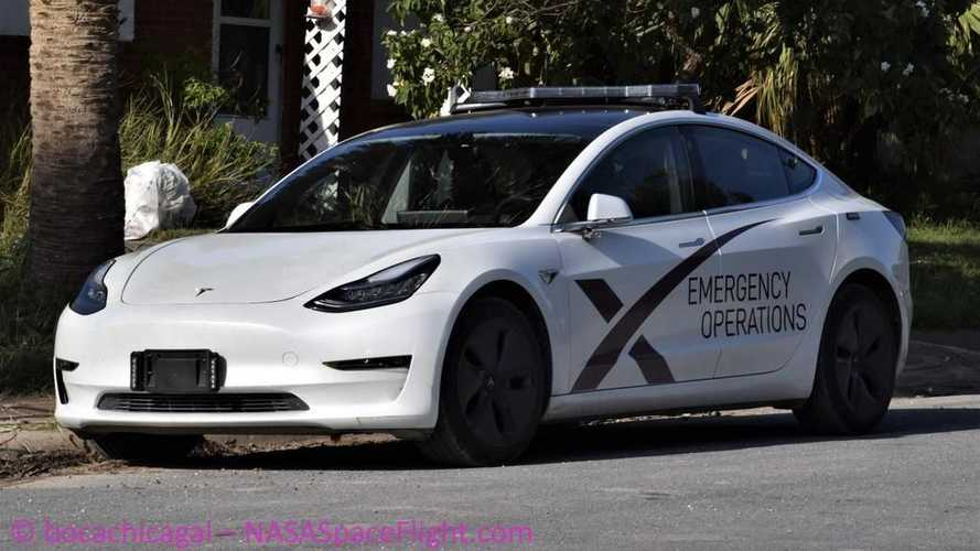 Elon Musk: How About A SpaceX-Edition Tesla Model 3?