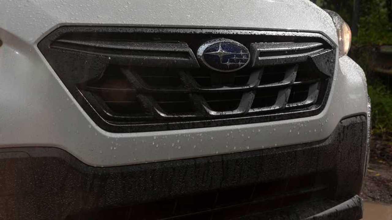 2021 Subaru Crosstrek grille