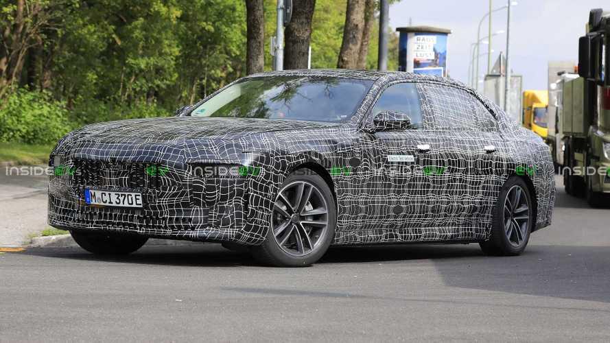 Quelques informations à propos de la future BMW i7