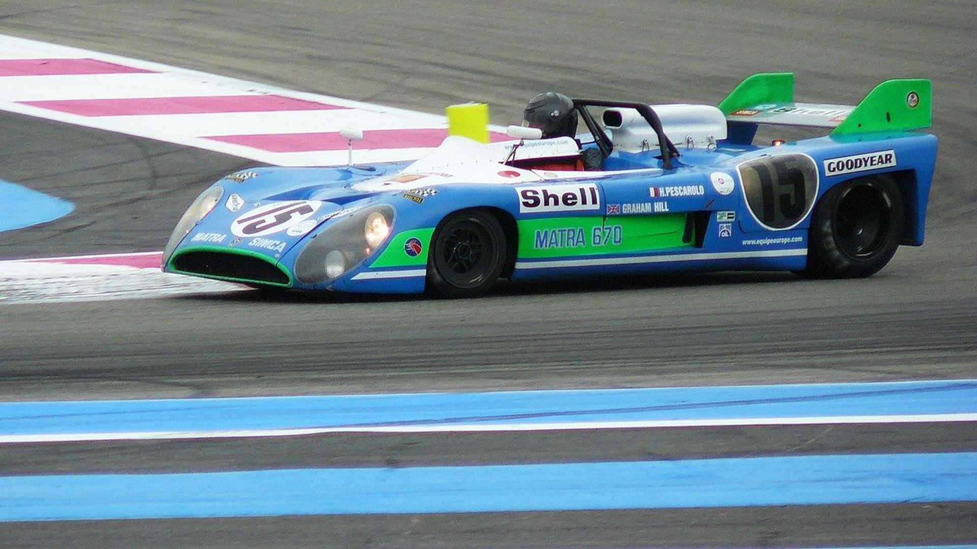 La Matra MS 670, victorieuse au Mans en 1972, adjugée 6,9 millions d'euros - Motor1.com France