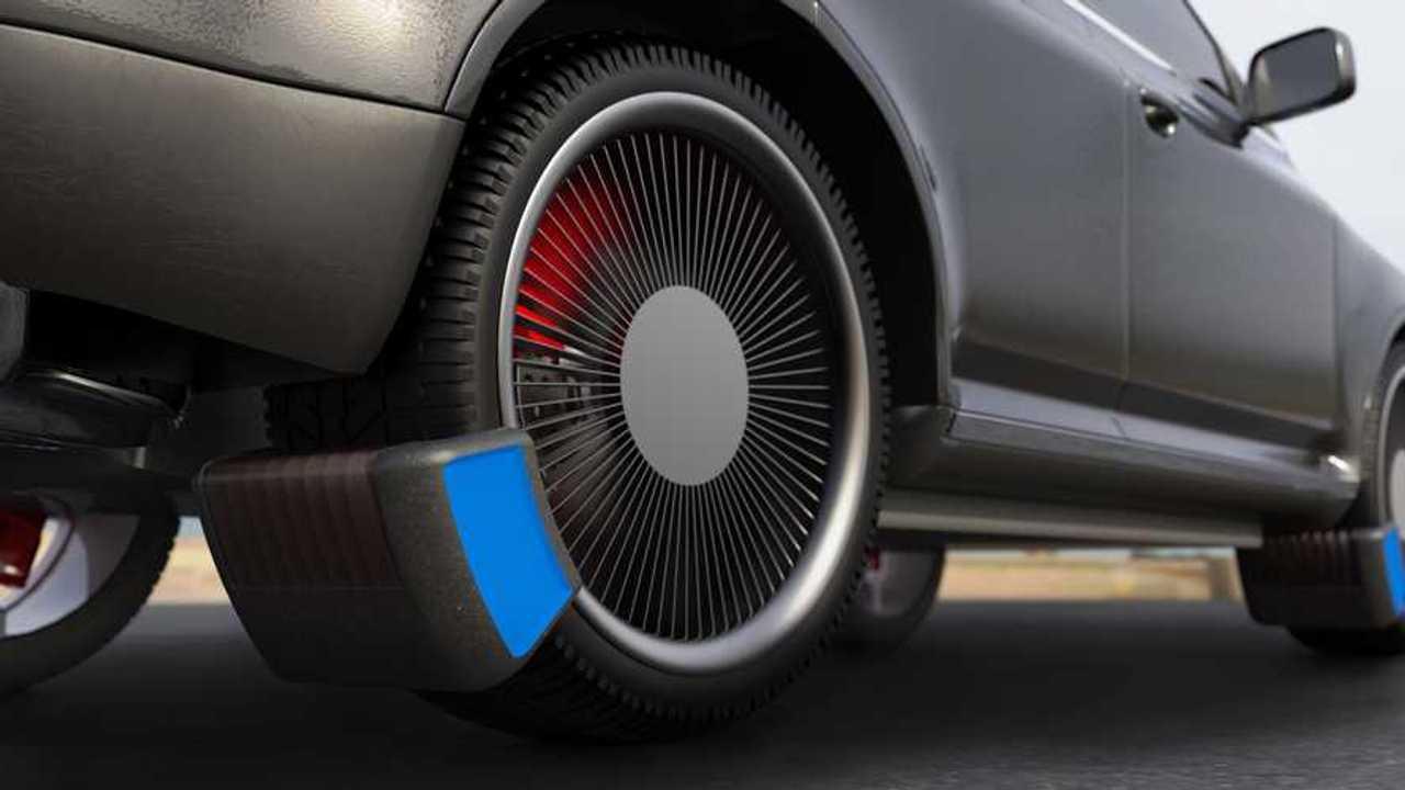 Ecco il metodo per recuperare il particolato prodotto dai pneumatici