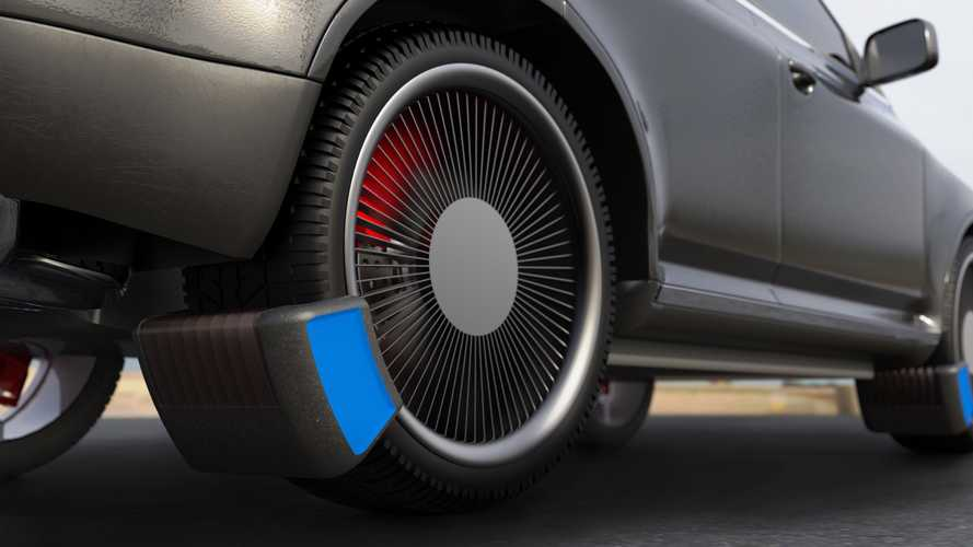 L'invenzione geniale contro il particolato sprigionato dalle gomme
