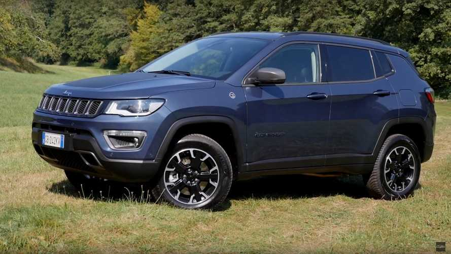 Jeep Compass 4xe Test Driven By Autogefühl: Video