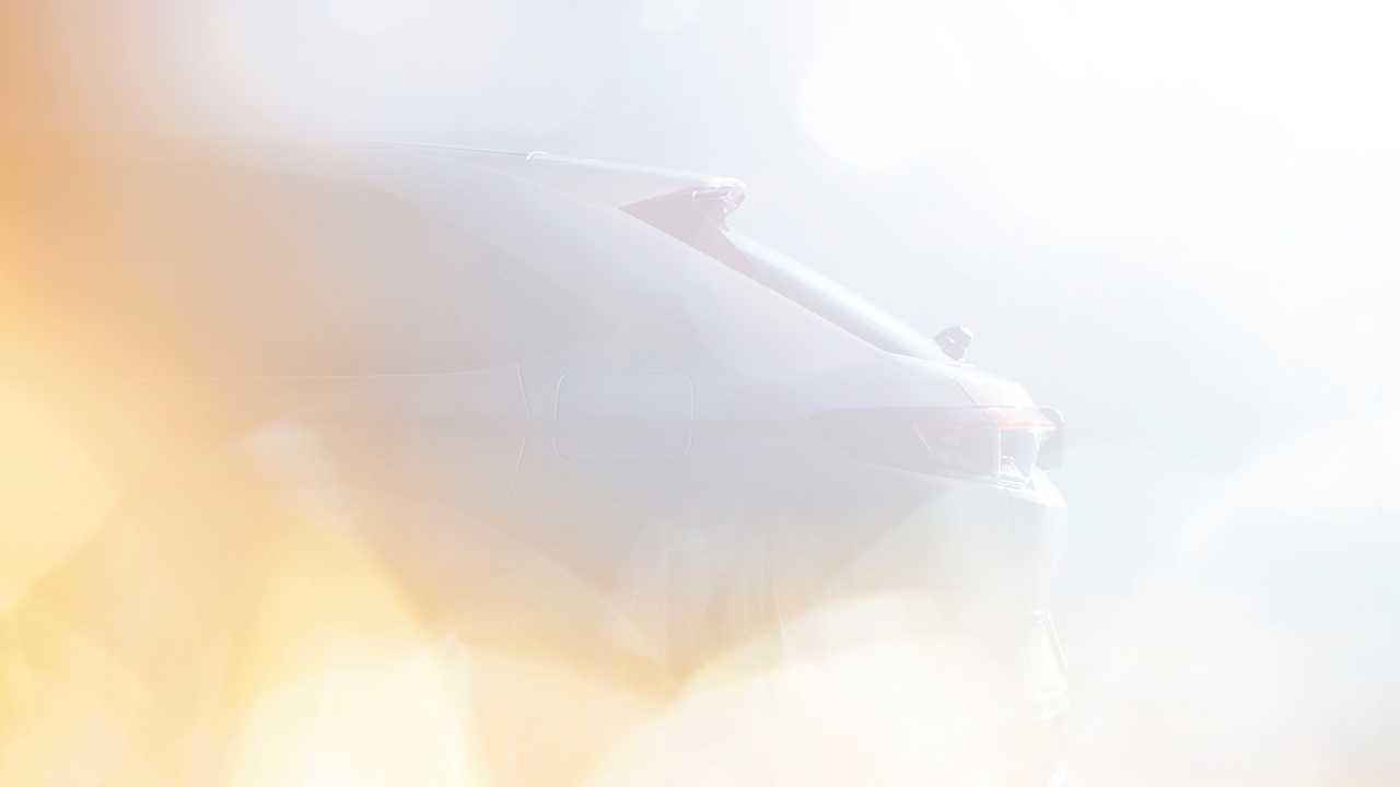Honda HR-V 2022 - Teaser