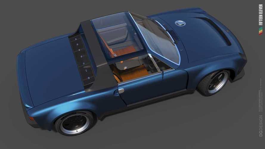 Fifteen Eleven Porsche 914