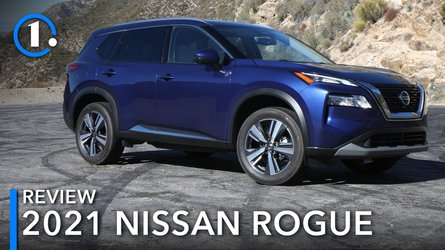 2021 Nissan Rogue SL Review: Top Of The Heap