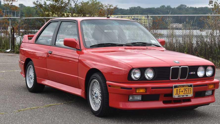 L'une des dernières BMW M3 E30 produites vendue 89'000 euros