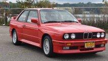 BMW M3 E30 vendue 104'000 dollars