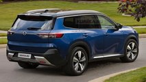 Next-Generation Nissan Pathfinder Unofficial Renderings