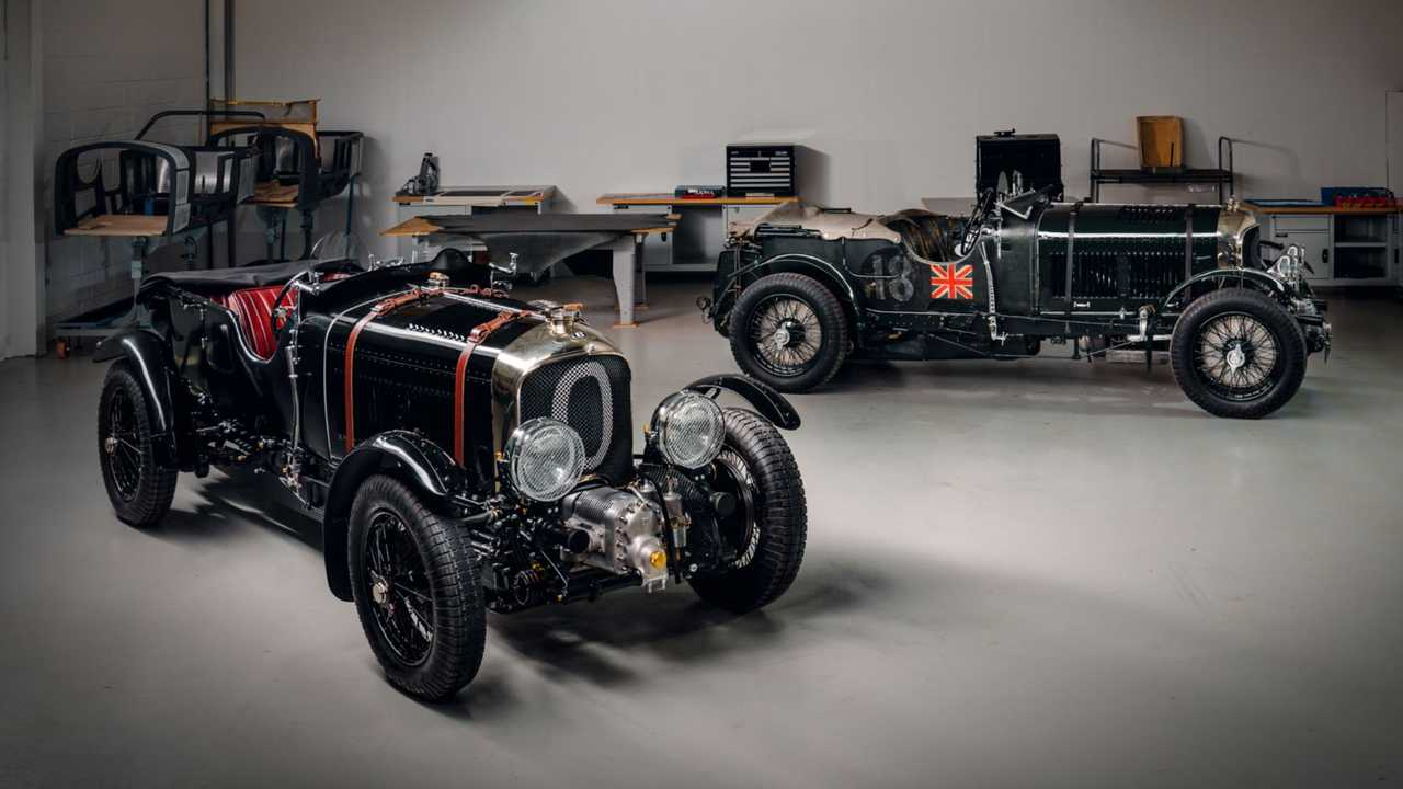 2020 Bentley 4.5-litre 'Blower' Continuation Series - Car Zero