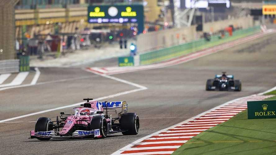 Russell et Pérez alimentent les paradoxes de la F1 pour 2021