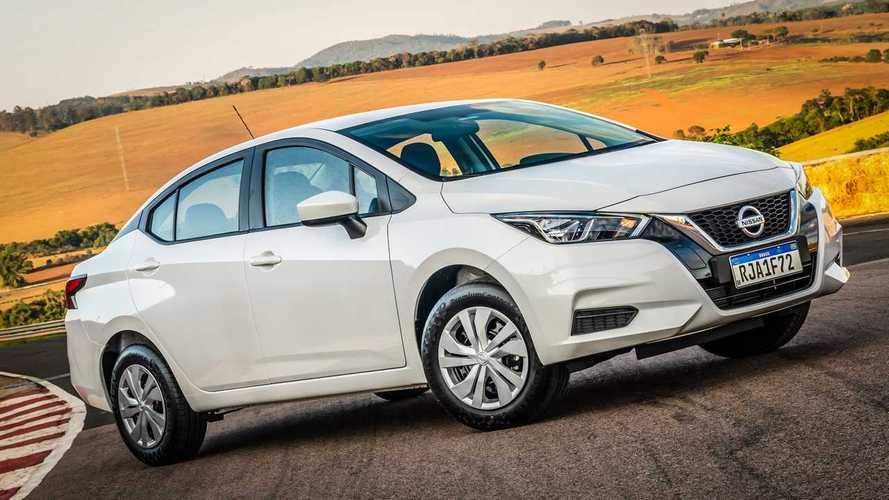 Novo Nissan Versa fica mais caro; preços vão de R$ 75.390 a R$ 96.690