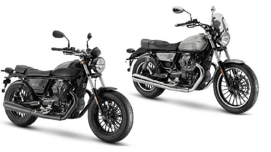 Moto Guzzi V9, motore da 850 cc anche per la Bobber e la Roamer