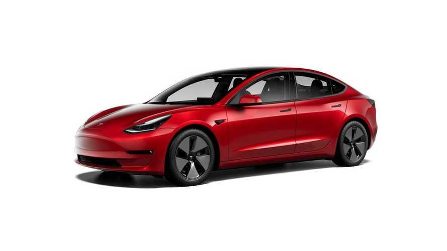 Tesla Model 3 стала заметно лучше