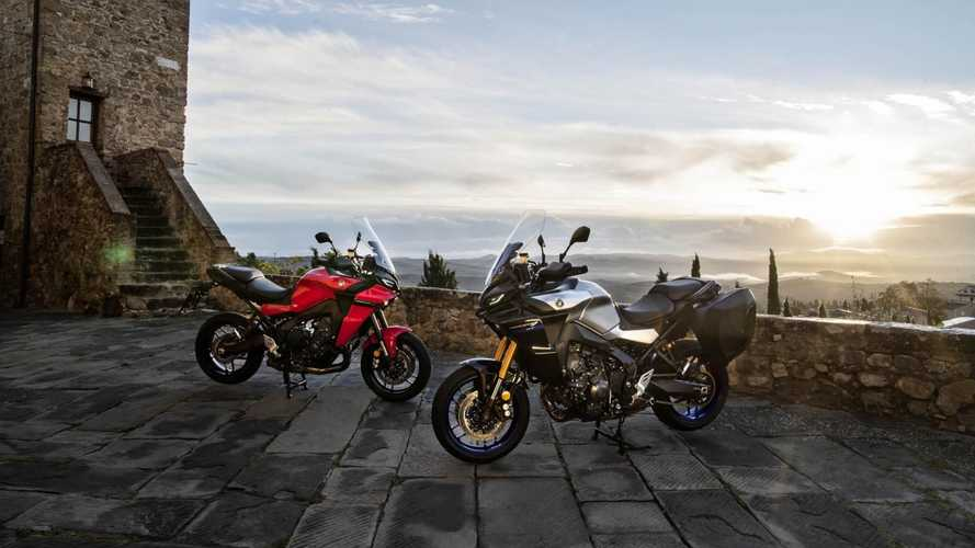 Yamaha Tracer 9 dan Tracer 9 GT 2021