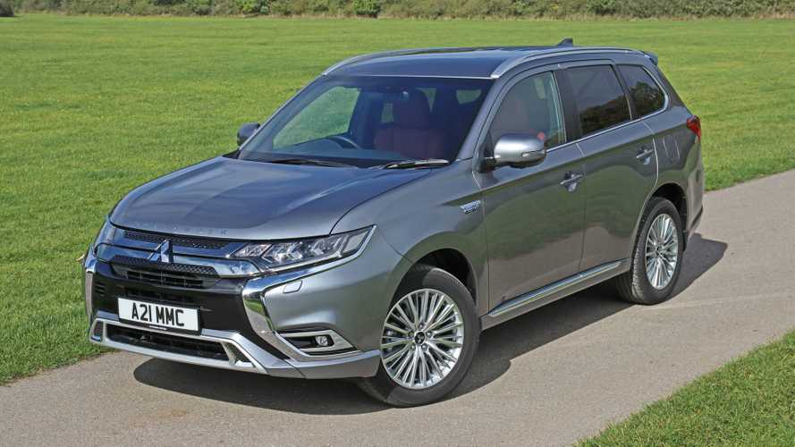 Mitsubishi Outlander PHEV Gets Fancy New Trim Options