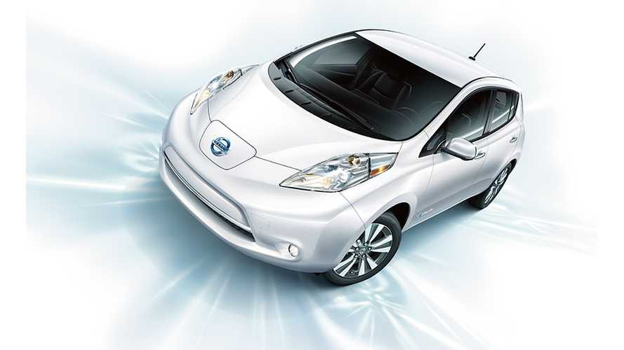 2015 Nissan LEAF Priced Slightly Higher In Canada, Arrives This Month