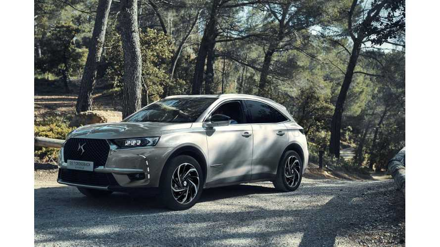 2019 DS 7 Crossback E-Tense 4x4 Gets Presented