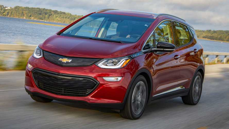 Chevy Bolt EV Back On Top Of The Chevy Volt In October Estimates