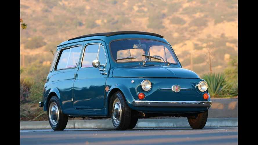 ICON's 1966 Fiat Giardinetta Derelict Is Electric