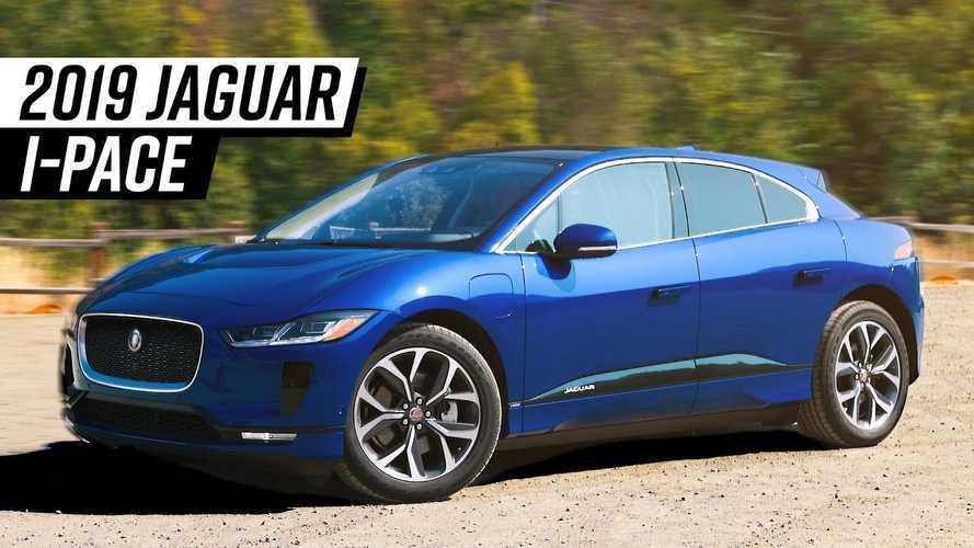 TechnoBuffalo Calls Jaguar I-Pace The EV With Soul